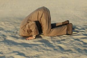 Don't bury your head in the sand when it comes to your sales tax responsibilities