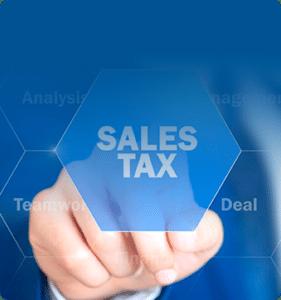 Sales tax permit registration